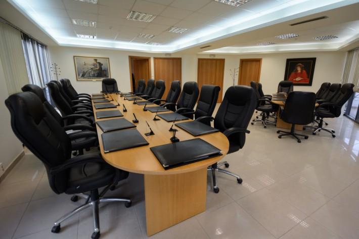 Αίθουσα Διοικητικού Συμβουλίου